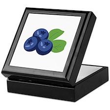 Blueberry Keepsake Box