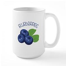 BLUEBERRIES Mugs