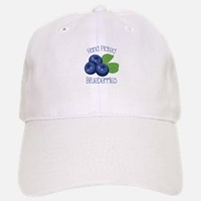Hand Picked Blueberries Baseball Baseball Baseball Cap