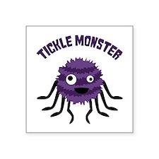 TICKLE MONSTER Sticker