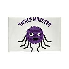 TICKLE MONSTER Magnets