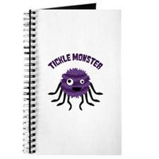 TICKLE MONSTER Journal