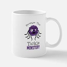 Beware The Tickle Monster! Mugs