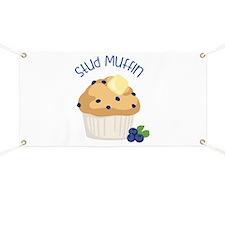 Stud Muffin Banner