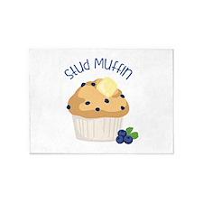 Stud Muffin 5'x7'Area Rug