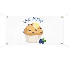 Love Muffin Banner
