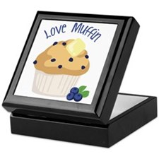 Love Muffin Keepsake Box