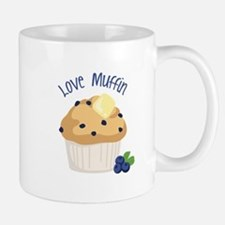 Love Muffin Mugs