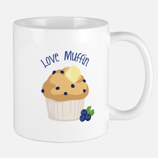Love Muffin Mugs