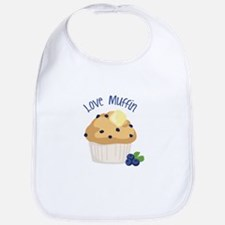 Love Muffin Bib