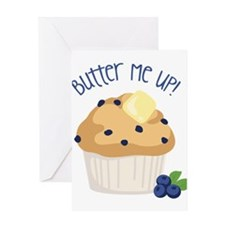 Butter Me up! Greeting Cards