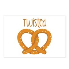 Twisted Postcards (Package of 8)