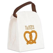 Twisted Canvas Lunch Bag