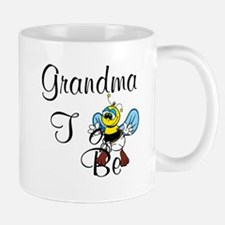 Playful Grandma To Bee Mugs