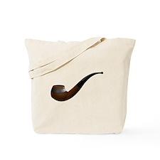 Tobacco Pipe Tote Bag