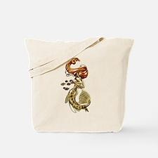 Amazon Mermaid Tote Bag