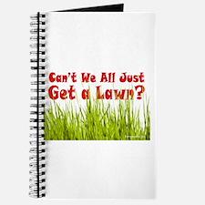 Get a Lawn Journal
