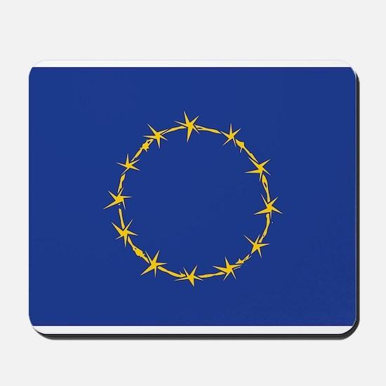 European Union Flag Mousepad