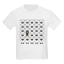Malinois and Sheep T-Shirt