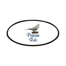 Pigeons Rule Patches