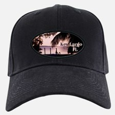Key Largo, FL Sunset Baseball Hat