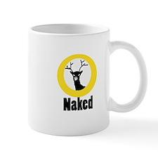 Buck Naked Mugs
