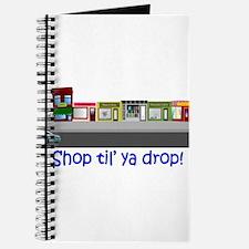 Shop Til Ya Drop Journal