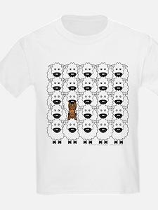 Kelpie and Sheep T-Shirt