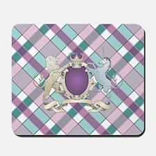 FAMILY CREST PLAID Mousepad