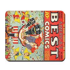 America's Best Comics #1 Mousepad