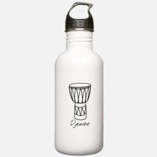 Djembe Water Bottle