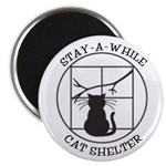"""SAW 2.25"""" Magnet (10 pack)"""