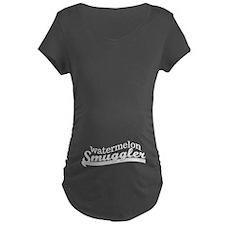 Watermelon Smuggler Maternity Maternity T-Shirt