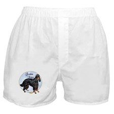 Gordon Portrait Boxer Shorts