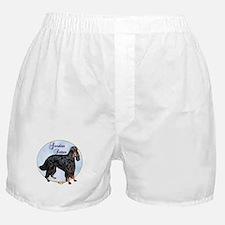 Gordon Portrait Boxer Shorts