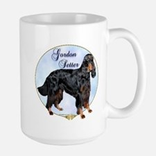 Gordon Portrait Large Mug