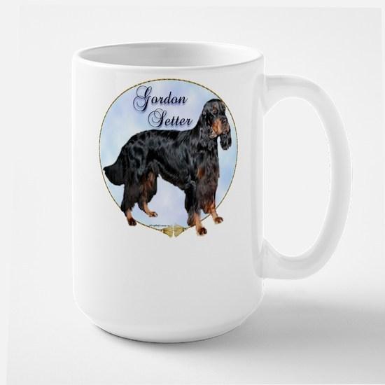 Gordon Portrait Large Mug