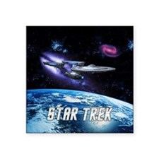 Star Trek Enterprise 1701 Sticker