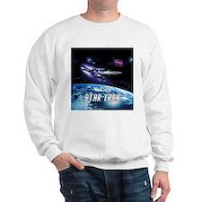 Star Trek Enterprise 1701 Sweatshirt