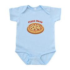 Pizza Dude Body Suit