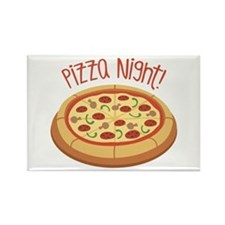 Pizza Night! Magnets