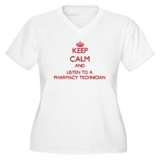 Keep Calm and Listen to a Pharmacy Technician Plus