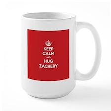 Hug Zachery Mugs