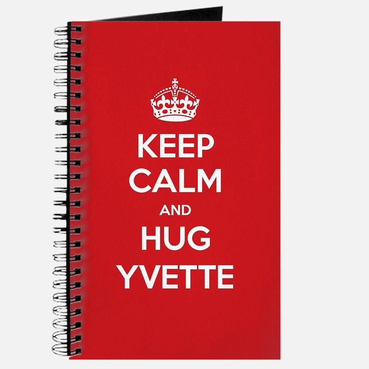 Hug Yvette Journal