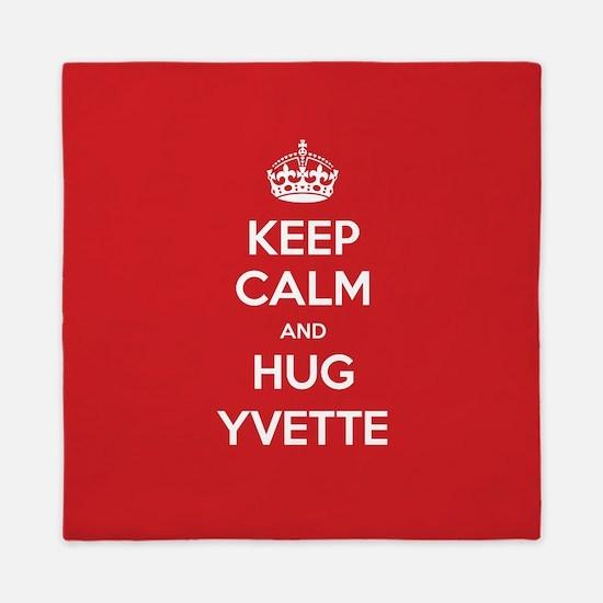 Hug Yvette Queen Duvet