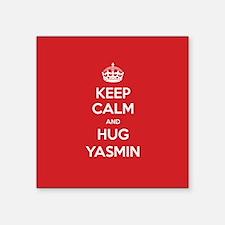 Hug Yasmin Sticker