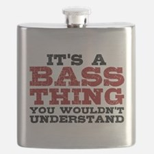 It's a Bass Thing Flask