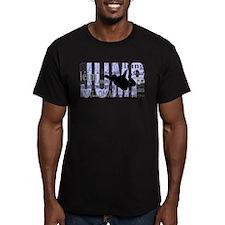 Jump (Blue Text) T-Shirt
