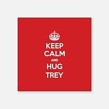 Hug Trey Sticker