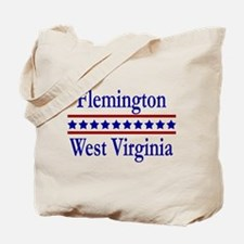 Flemington WV Tote Bag